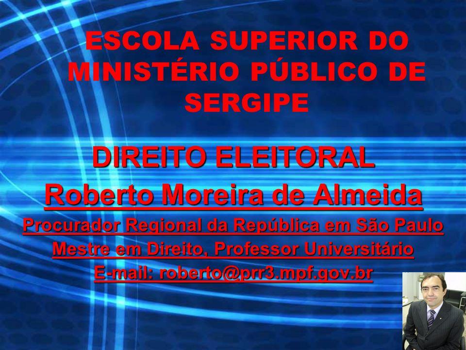 ESCOLA SUPERIOR DO MINISTÉRIO PÚBLICO DE SERGIPE