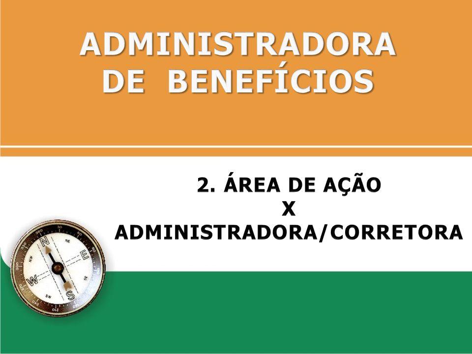 ADMINISTRADORA DE BENEFÍCIOS ADMINISTRADORA/CORRETORA