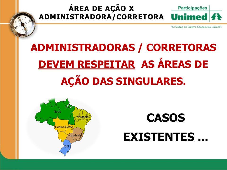 ADMINISTRADORA/CORRETORA