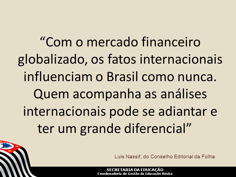 Luis Nassif, do Conselho Editorial da Folha