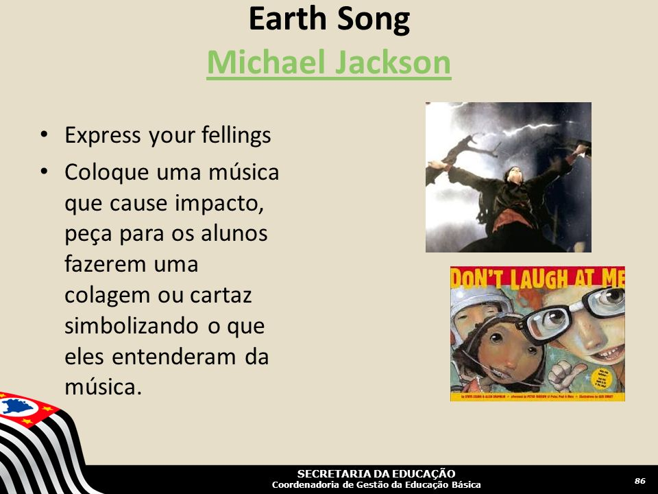 Earth Song Michael Jackson