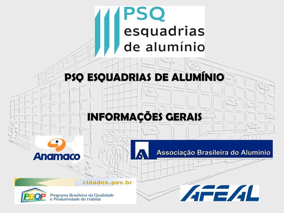 PSQ ESQUADRIAS DE ALUMÍNIO