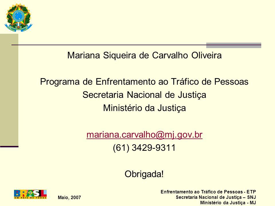 Mariana Siqueira de Carvalho Oliveira