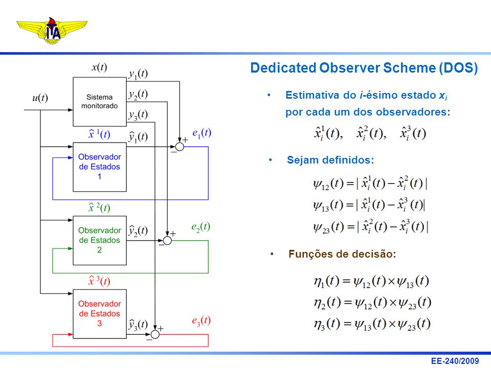 Dedicated Observer Scheme (DOS)