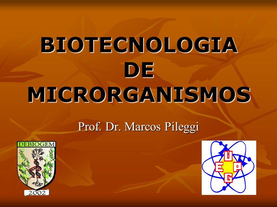 BIOTECNOLOGIA DE MICRORGANISMOS