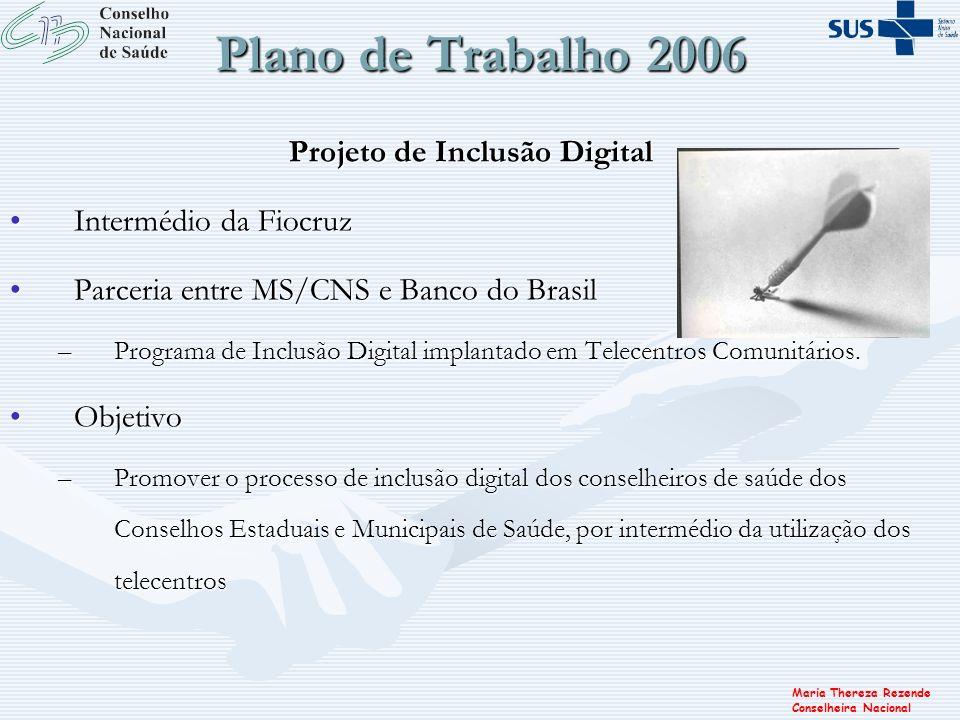 Projeto de Inclusão Digital