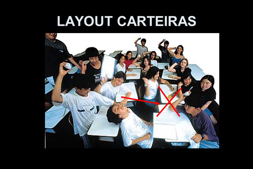 LAYOUT CARTEIRAS