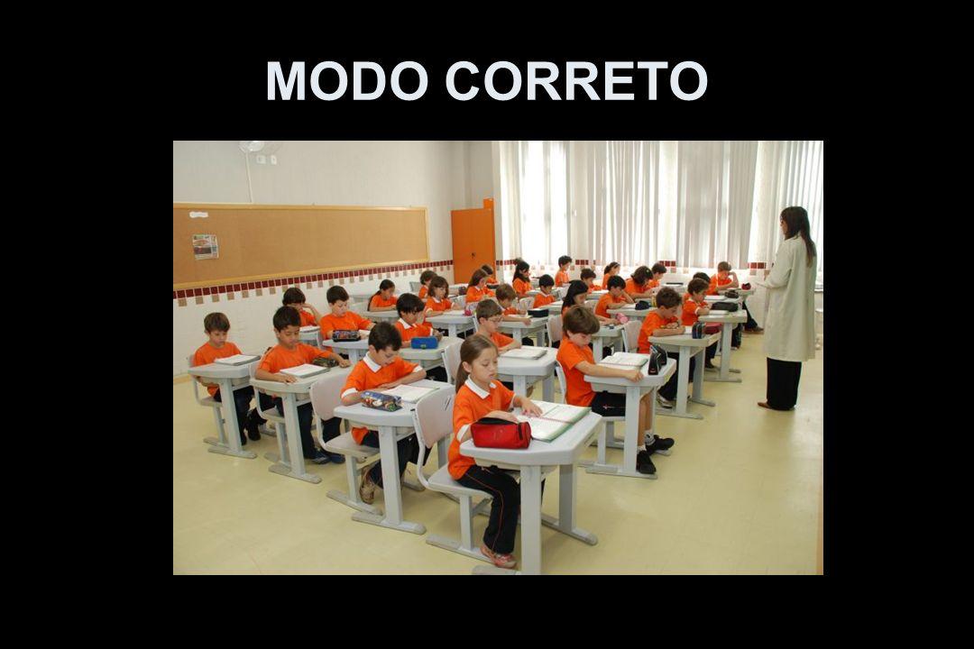 MODO CORRETO
