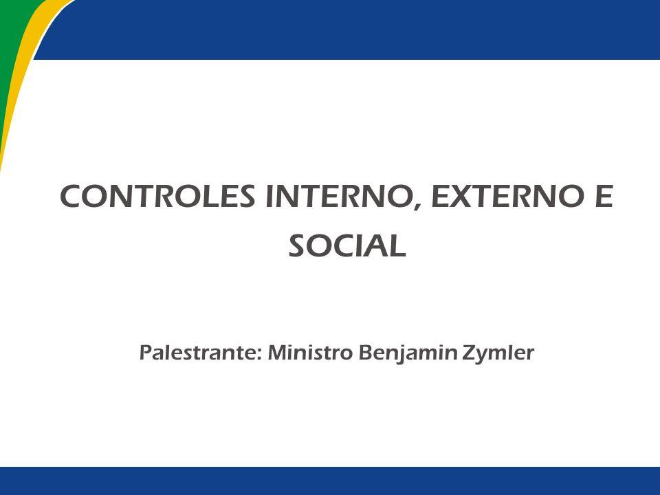 CONTROLES INTERNO, EXTERNO E SOCIAL
