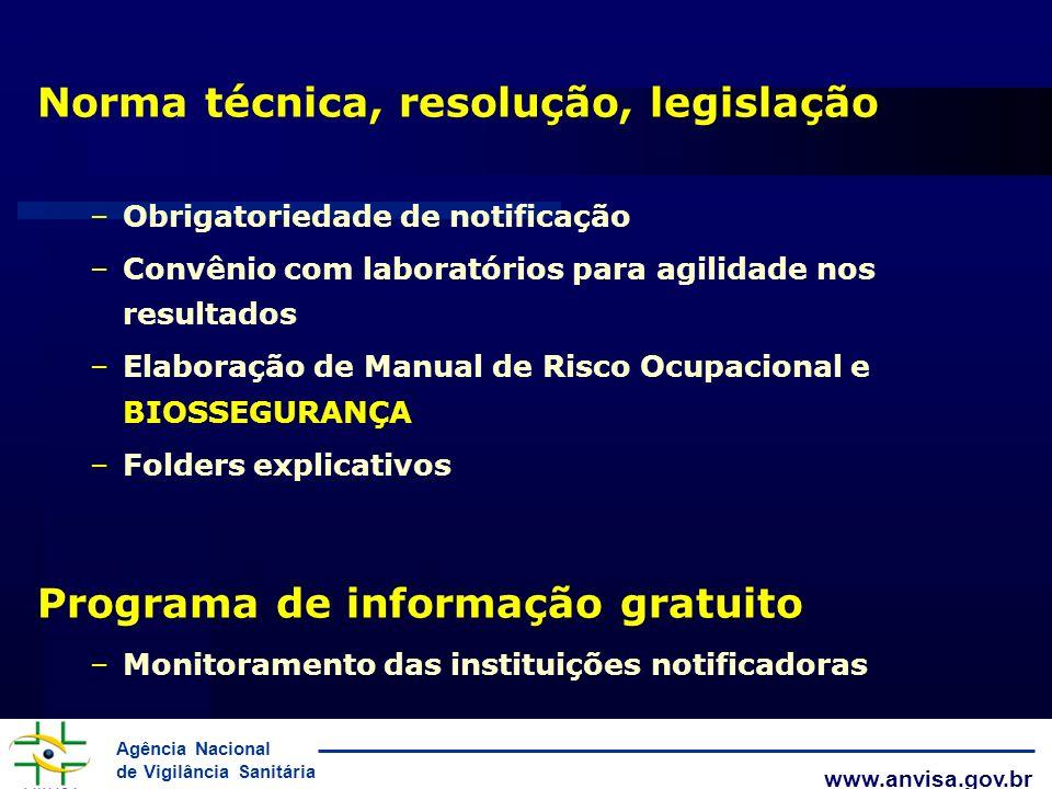 Norma técnica, resolução, legislação