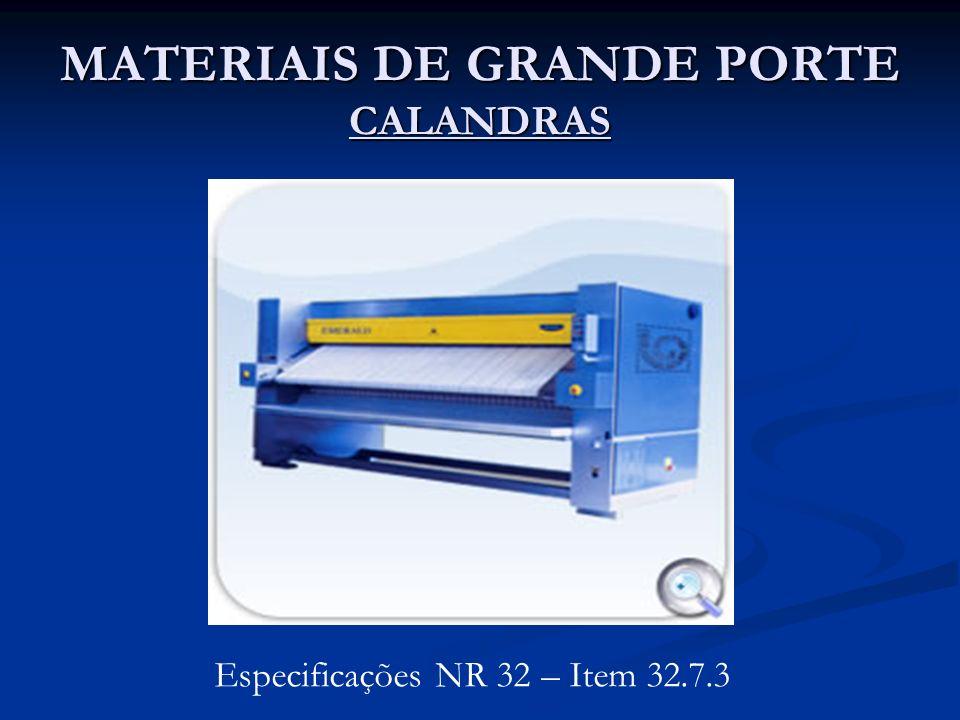 MATERIAIS DE GRANDE PORTE CALANDRAS