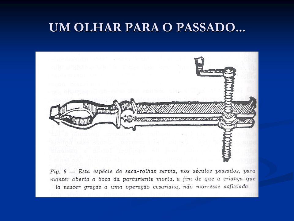 UM OLHAR PARA O PASSADO...