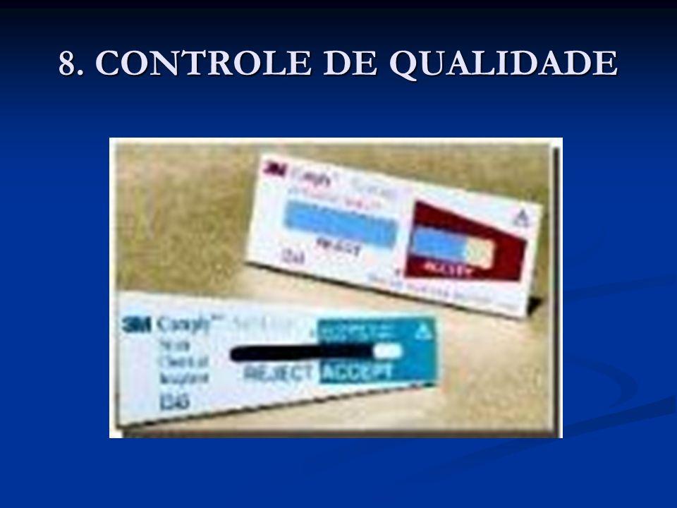 8. CONTROLE DE QUALIDADE