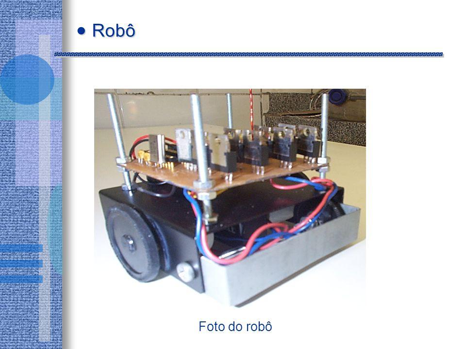 Robô Foto do robô