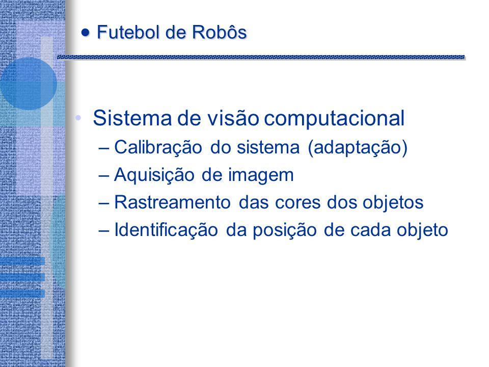 Sistema de visão computacional