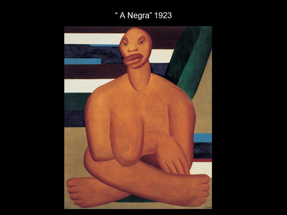 A Negra 1923