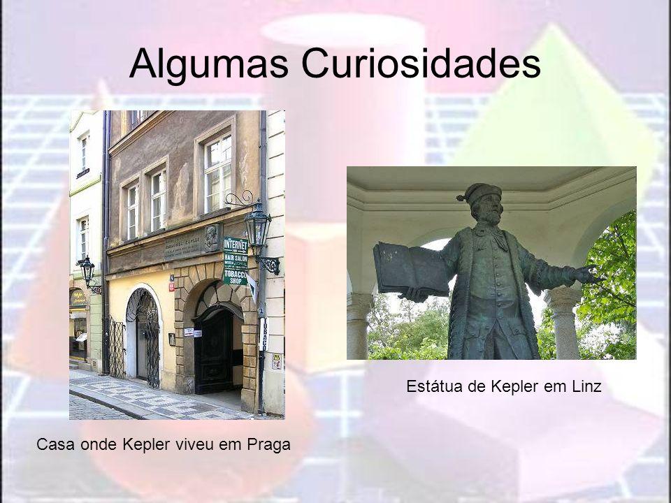 Algumas Curiosidades Estátua de Kepler em Linz