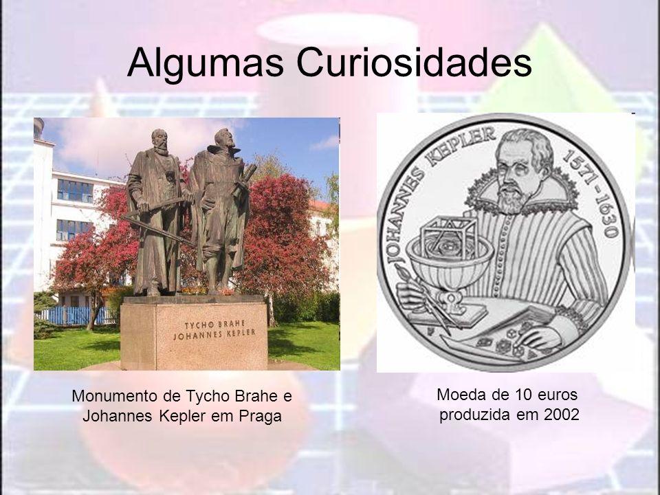 Algumas Curiosidades Monumento de Tycho Brahe e Moeda de 10 euros
