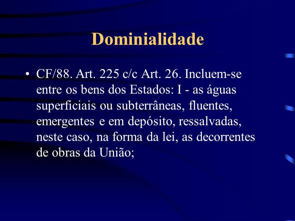 Dominialidade