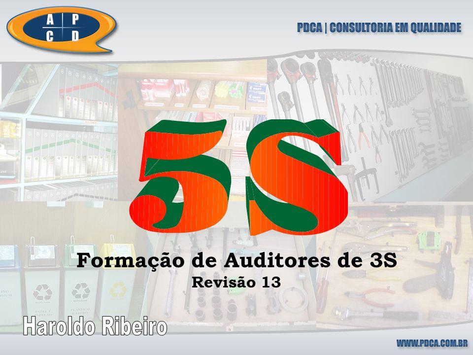 Formação de Auditores de 3S