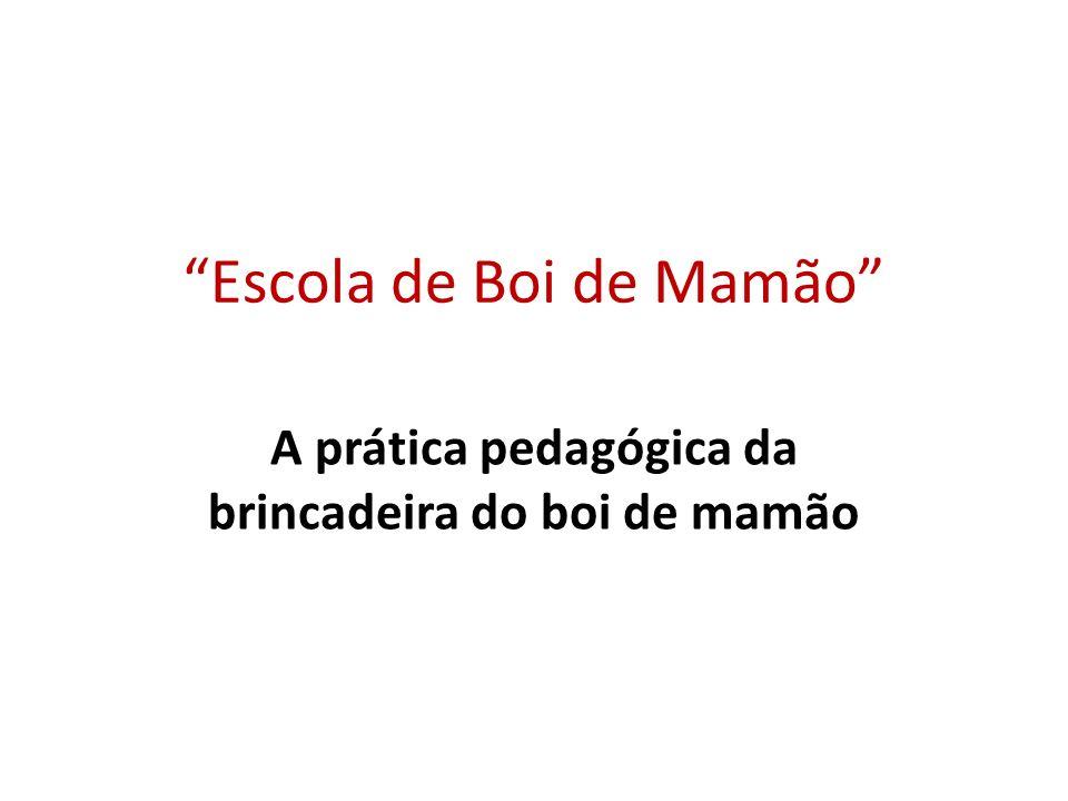 Escola de Boi de Mamão