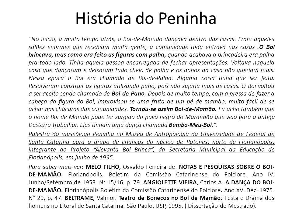 História do Peninha