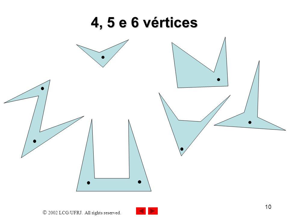 23/03/2017 4, 5 e 6 vértices