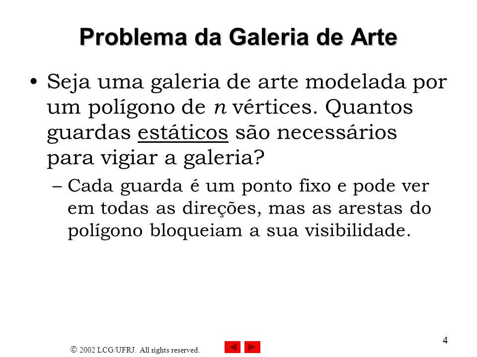 Problema da Galeria de Arte