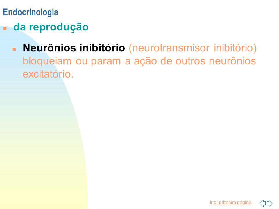 Endocrinologiada reprodução.