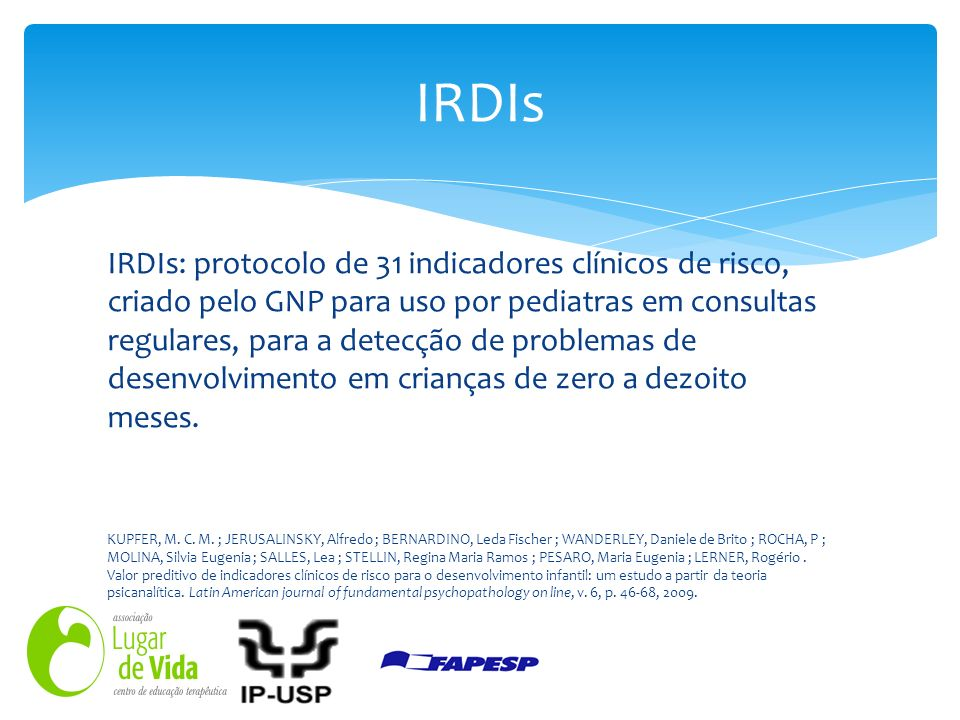 IRDIs