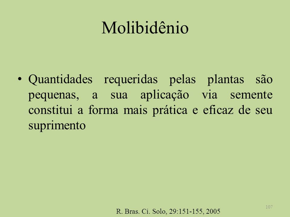 Molibidênio