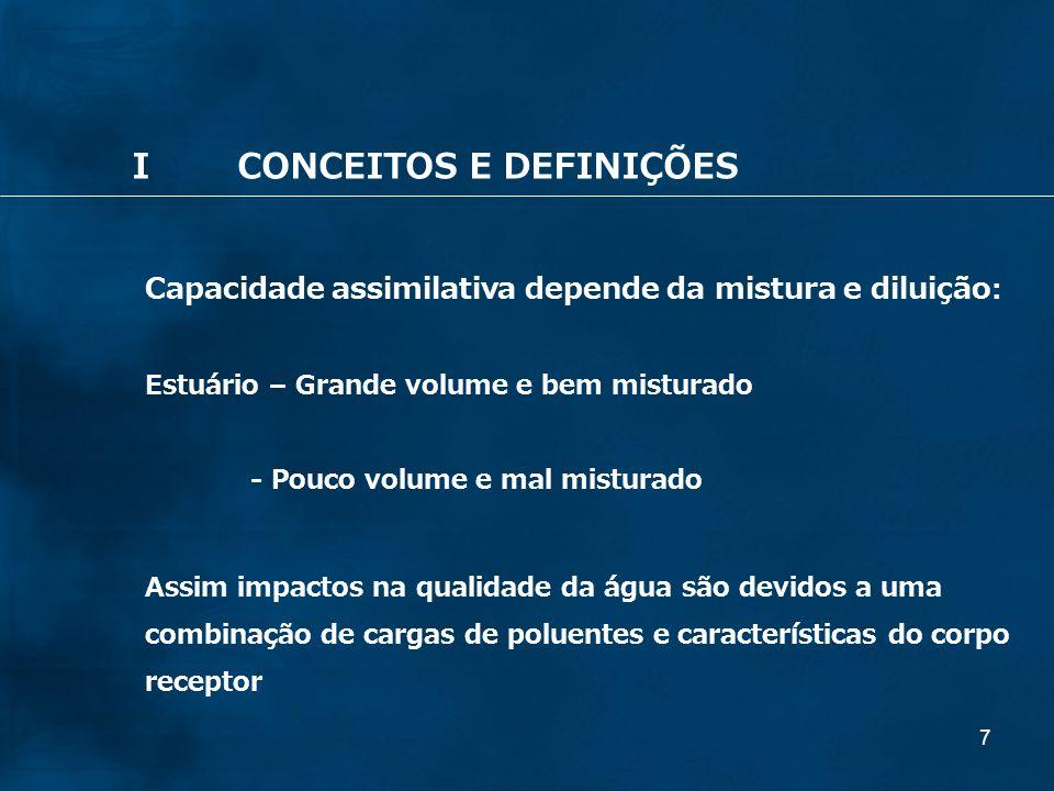 I CONCEITOS E DEFINIÇÕES