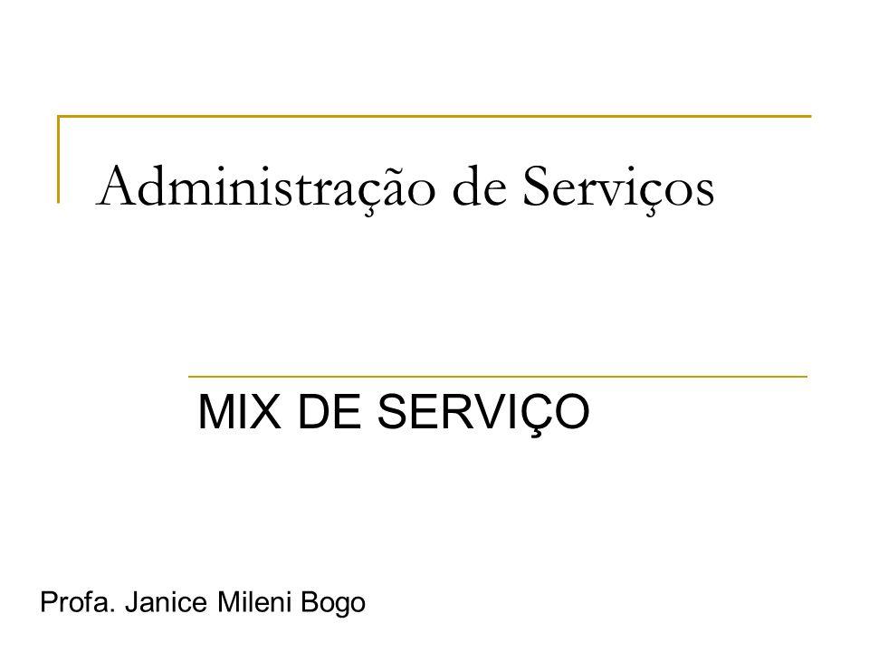 Administração de Serviços