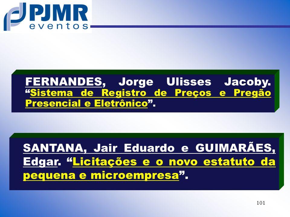FERNANDES, Jorge Ulisses Jacoby