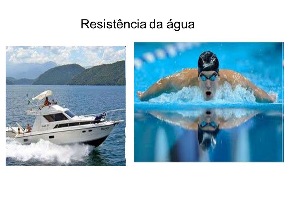Resistência da água