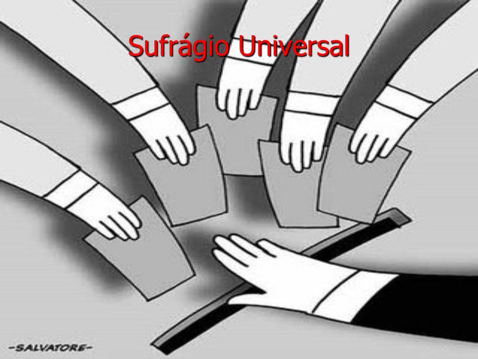 Sufrágio Universal