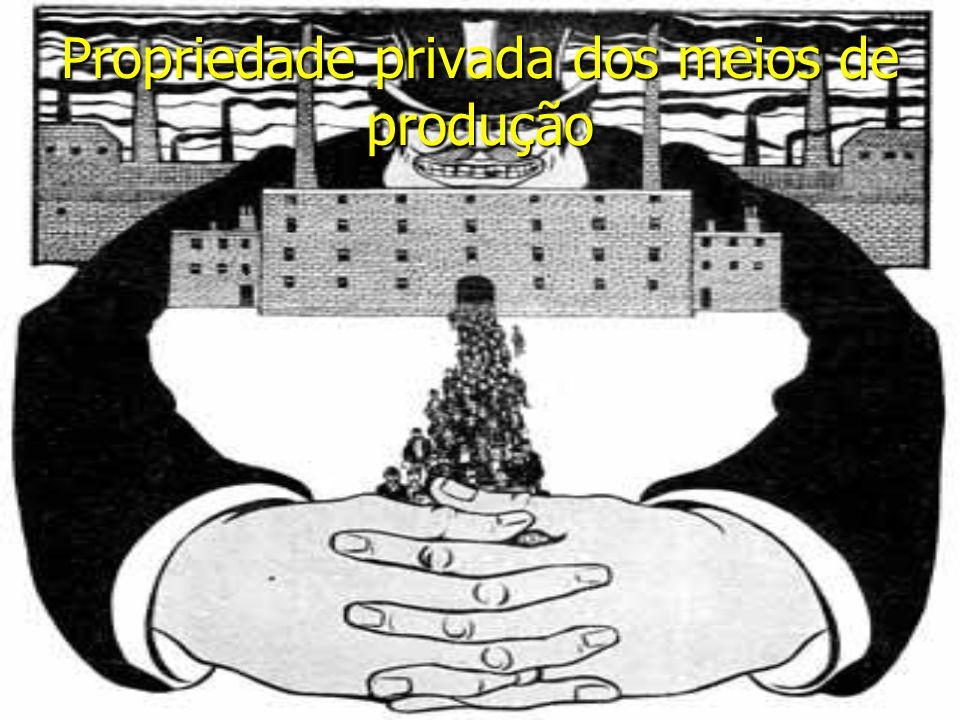 Propriedade privada dos meios de produção