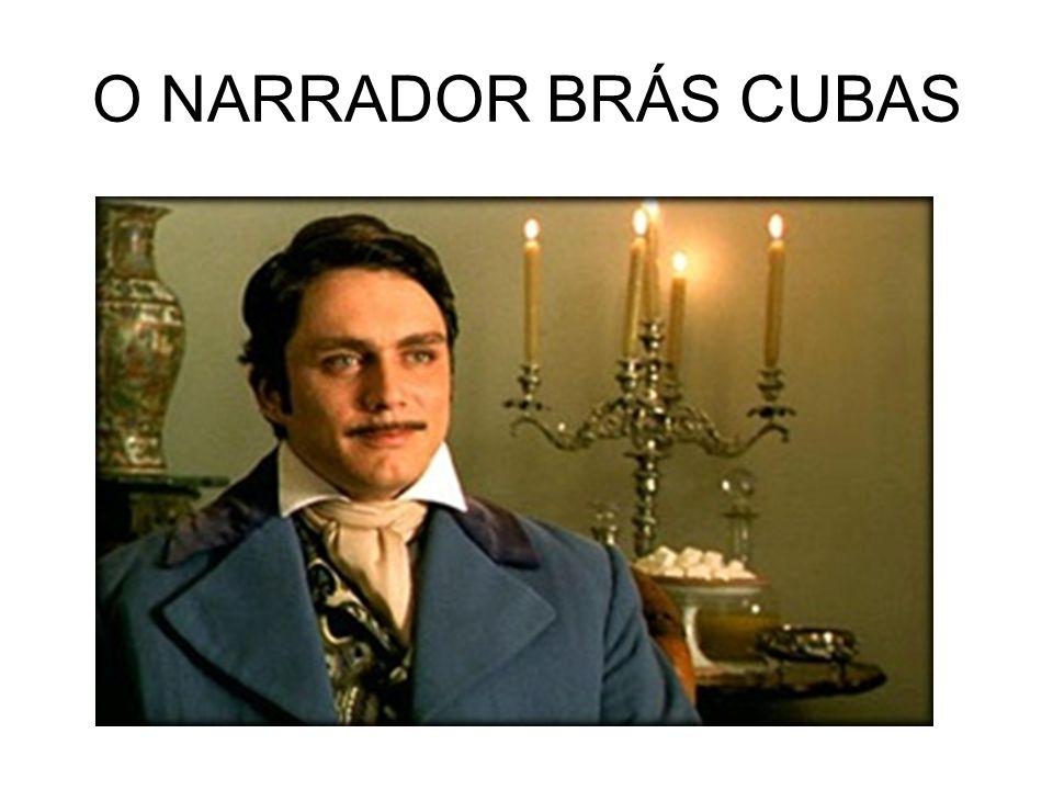 O NARRADOR BRÁS CUBAS