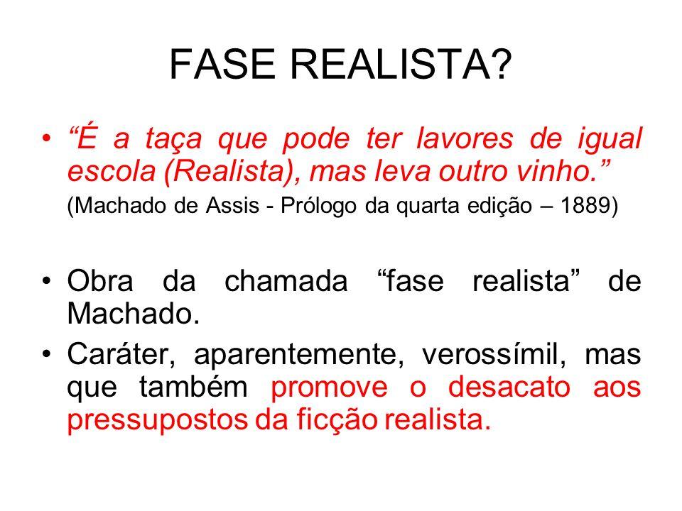 FASE REALISTA É a taça que pode ter lavores de igual escola (Realista), mas leva outro vinho.