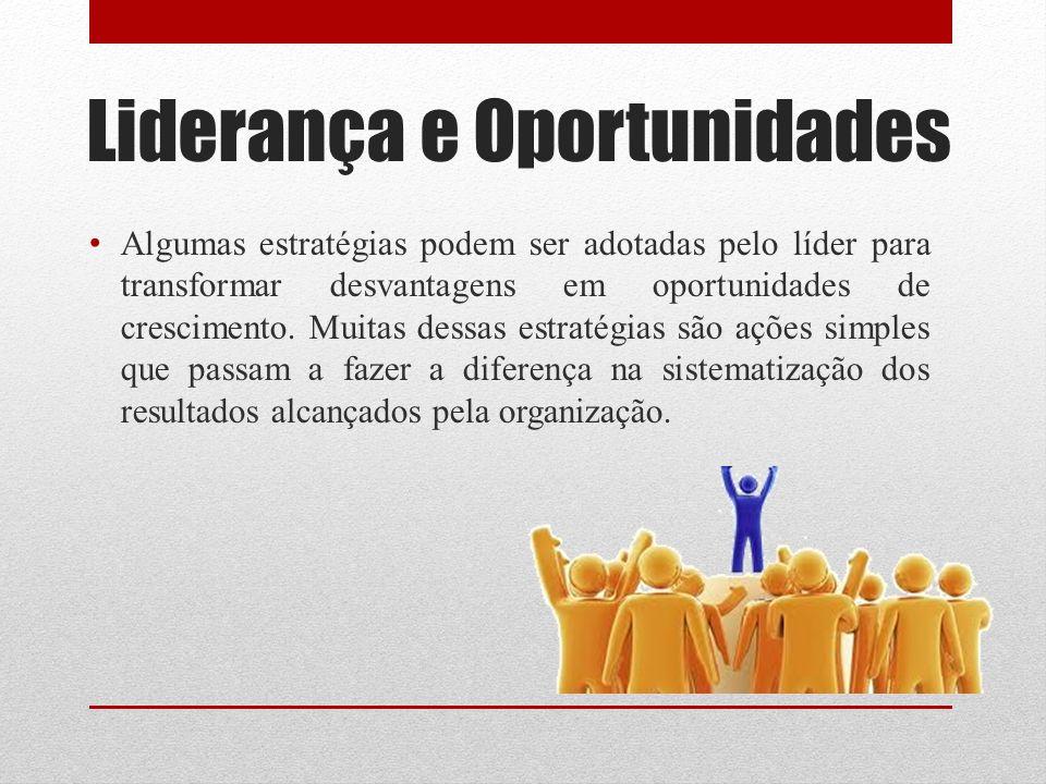 Liderança e Oportunidades