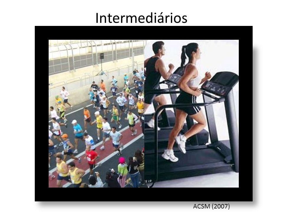 Intermediários ACSM (2007)