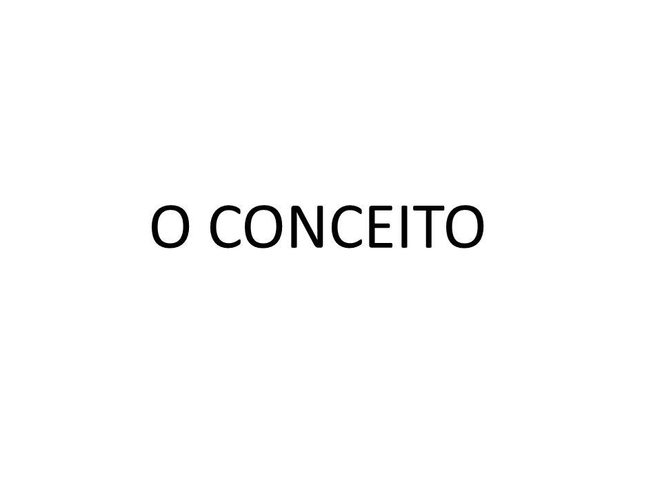 O CONCEITO