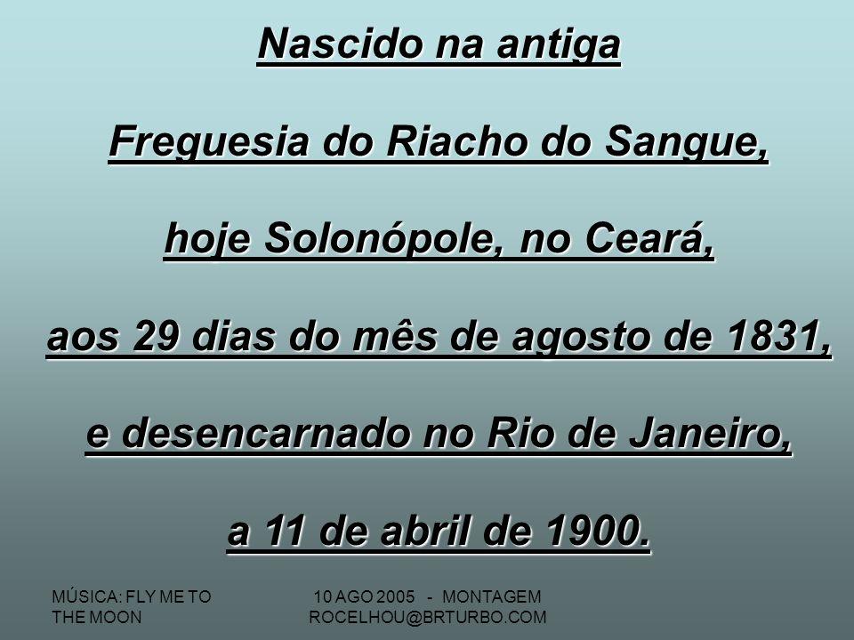 Freguesia do Riacho do Sangue, hoje Solonópole, no Ceará,