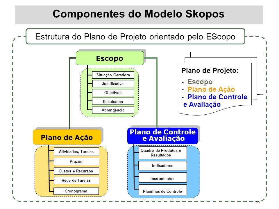 Componentes do Modelo Skopos
