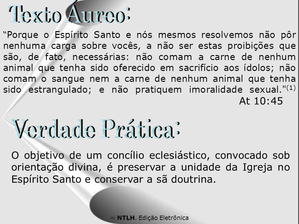 (1) NTLH. Edição Eletrônica