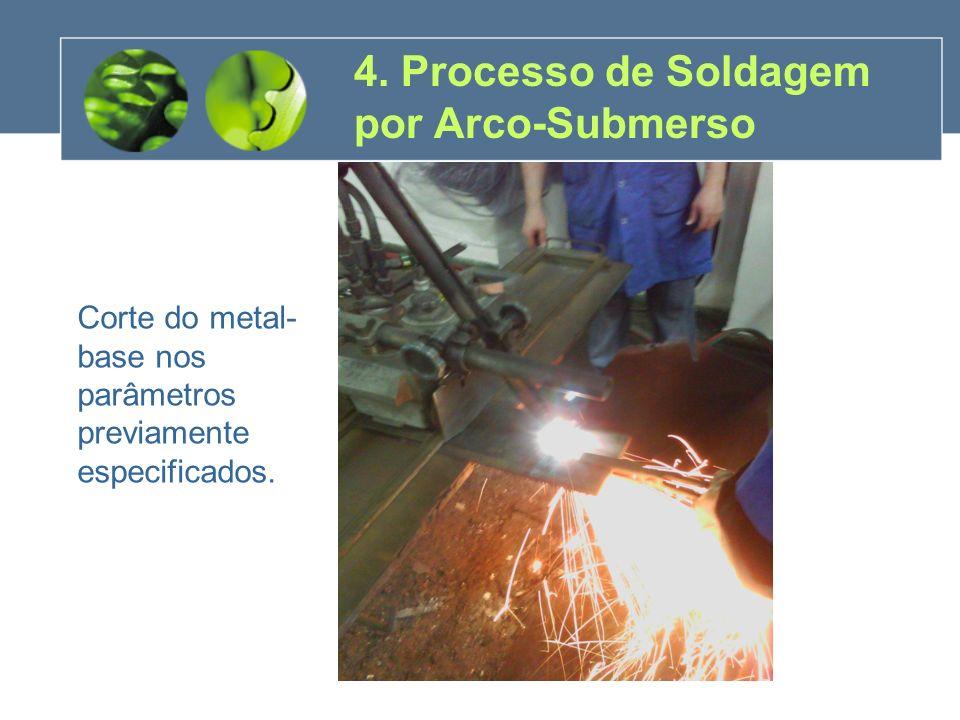 4. Processo de Soldagem por Arco-Submerso