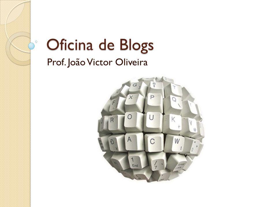 Prof. João Victor Oliveira