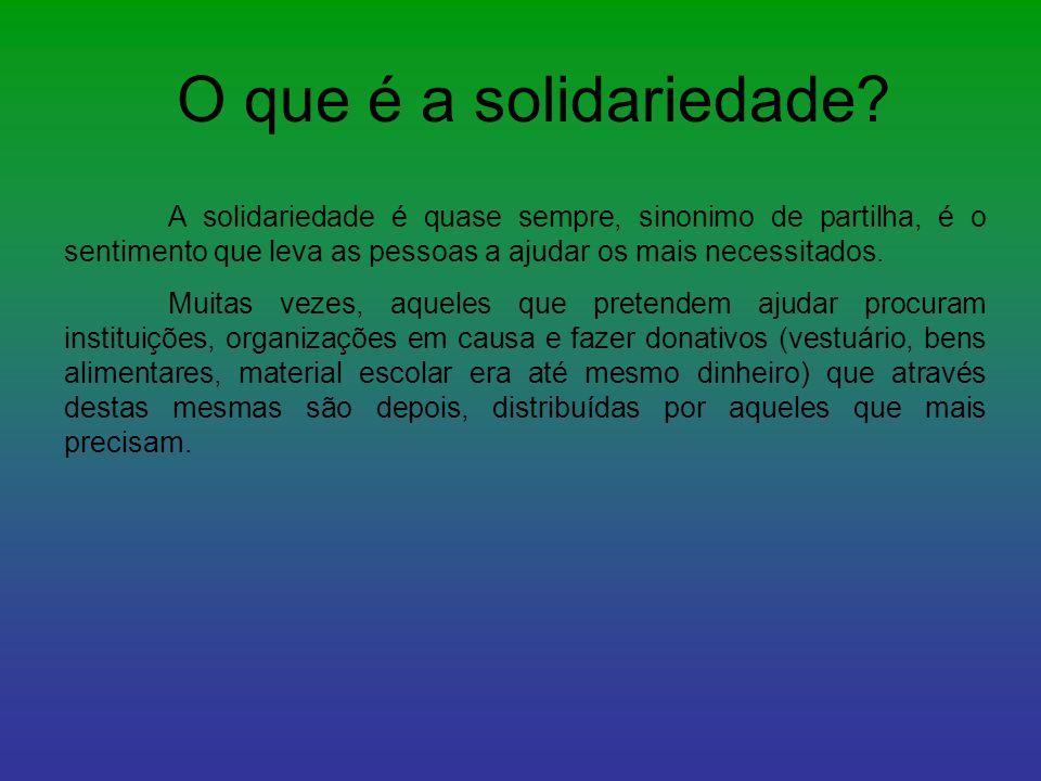 Solidariedade ppt carregar for Esternotomia o que e