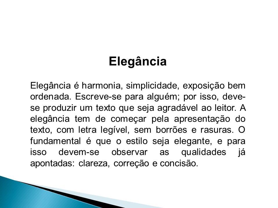 Elegância