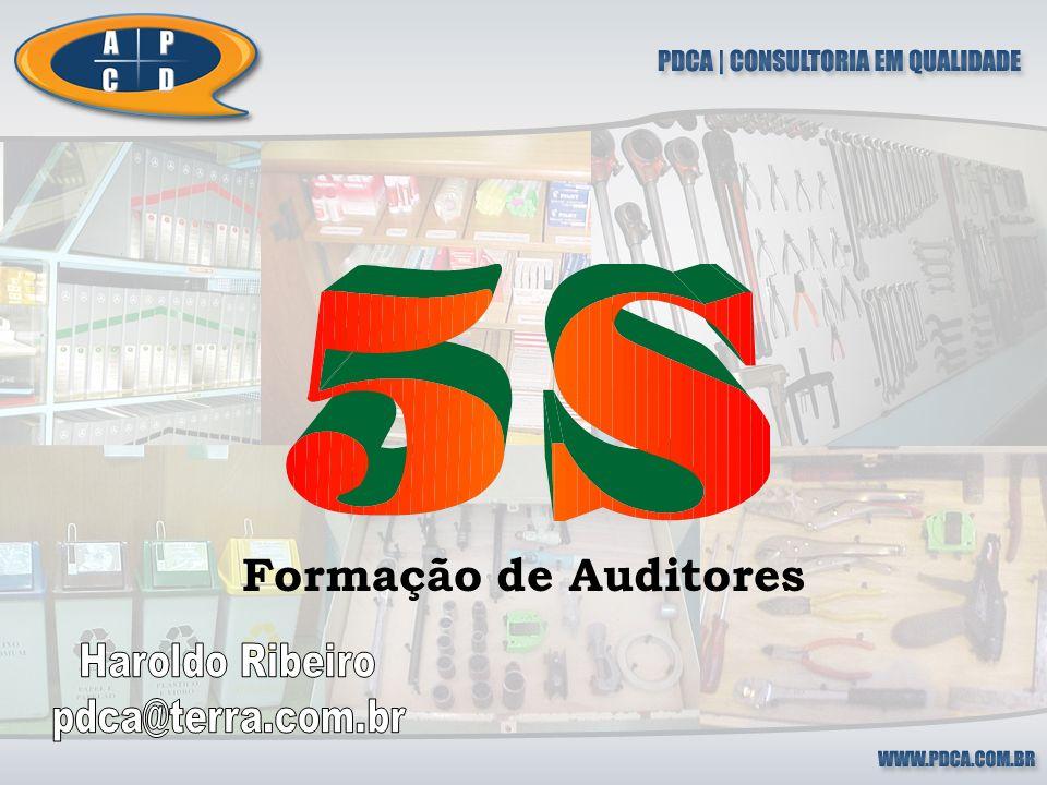 Formação de Auditores Haroldo Ribeiro pdca@terra.com.br